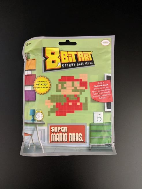Mario bag top