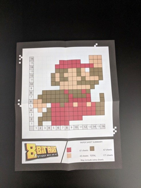 Mario grid
