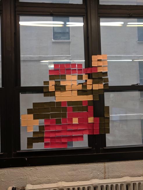 Mario last