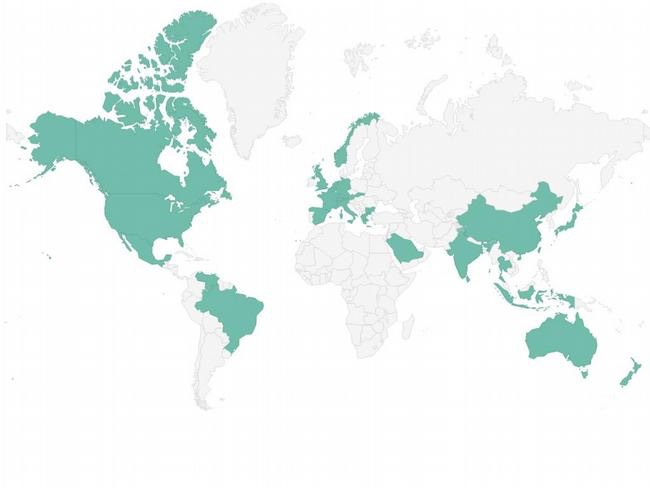 Opensourcehardwaremap