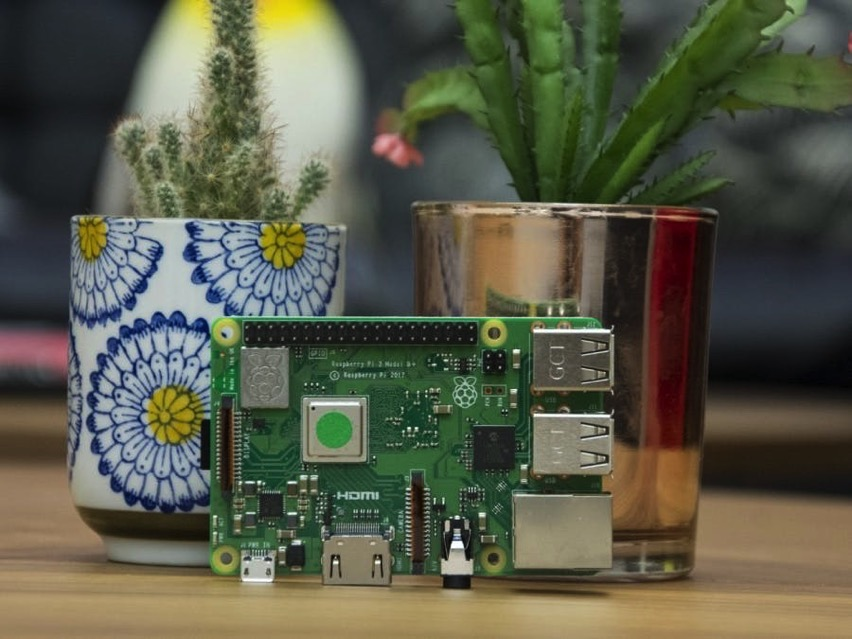 How to Build Plant Observatory Using Azure IoT and Node js #piday