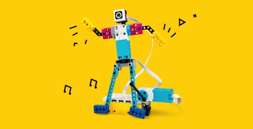 Python snakes its way to LEGO SPIKE Prime @LEGO_Group