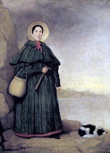 220px Mary Anning painting