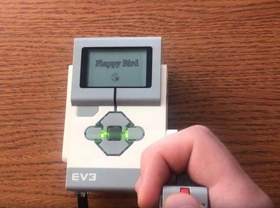 Flappy Bird LEGO