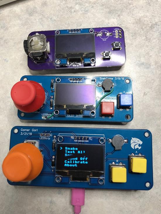 ESP8266 Game System