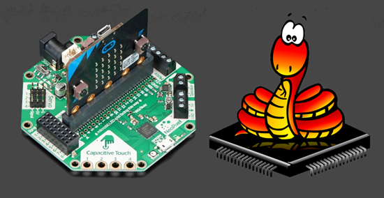 ICYMI: CircuitPython takes flight! All aboard with datum, Bluefruit