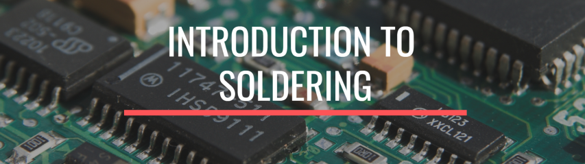 Introduction to Soldering by Stanford University #Soldering