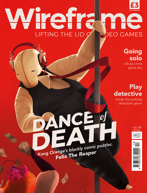 Wireframe Magazine Issue 13