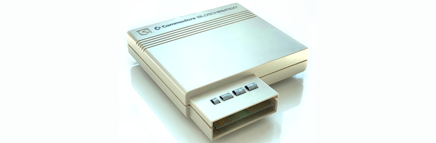 Commodore Bildschirmtext II Decoder Cartridge