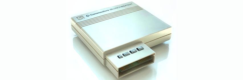 Commodore Bildschirmtext II Decoder Cartridge