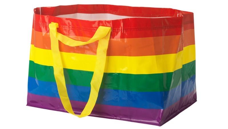 Ikea rainbow lgbt pride bag dezeen hero 1 1704x959