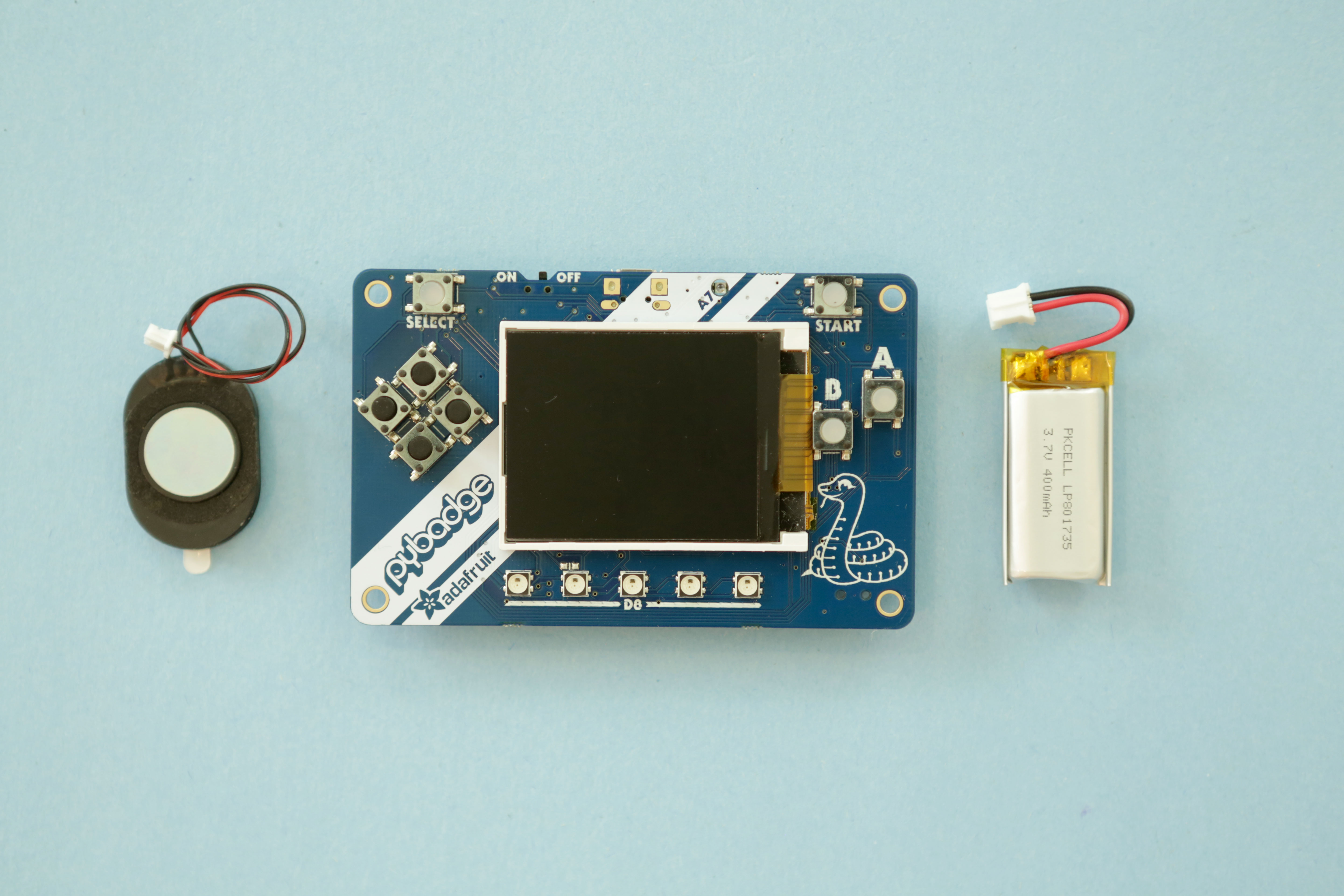 COMING SOON – Circuit Playground Bluefruit – Bluetooth Low