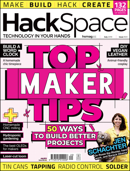 HackSpace Issue 20
