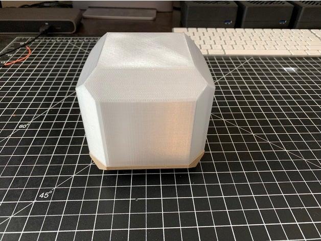ESP32 Neopixel Light Remix #3DPrinting #3DThursday « Adafruit