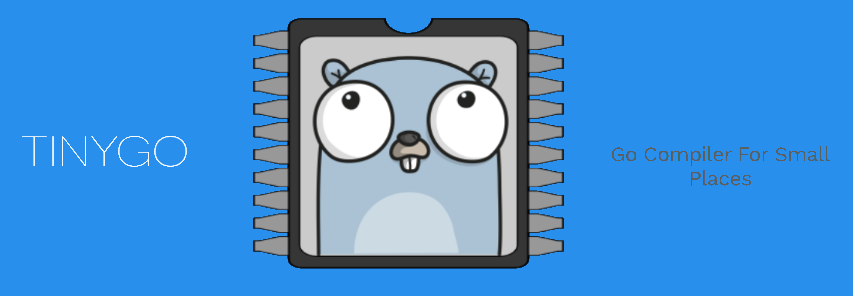 Using tinyGo on an Adafruit ItsyBitsy M0 board #Golang