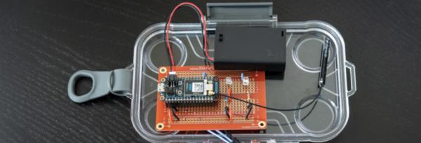 Adafruit Particle, Laser, CircuitPython