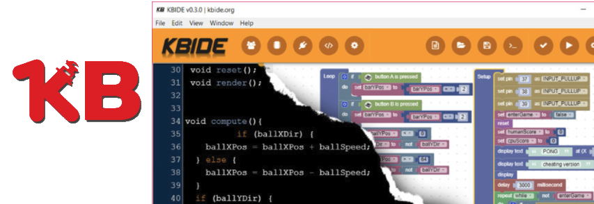 KB-IDE Open Source IDE Supports ESP-IDF, Arduino, and Visual