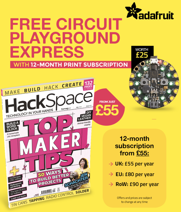 Circuit Playground Express from Adafruit