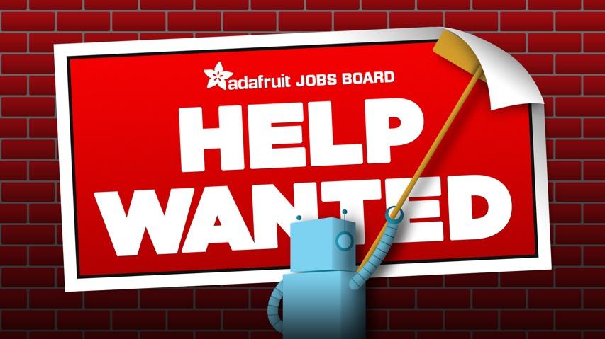 Adafruit Jobsboard