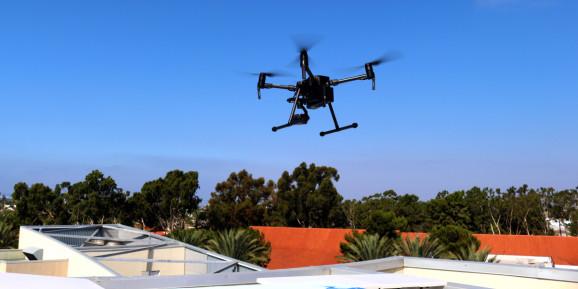 Cvpd drone