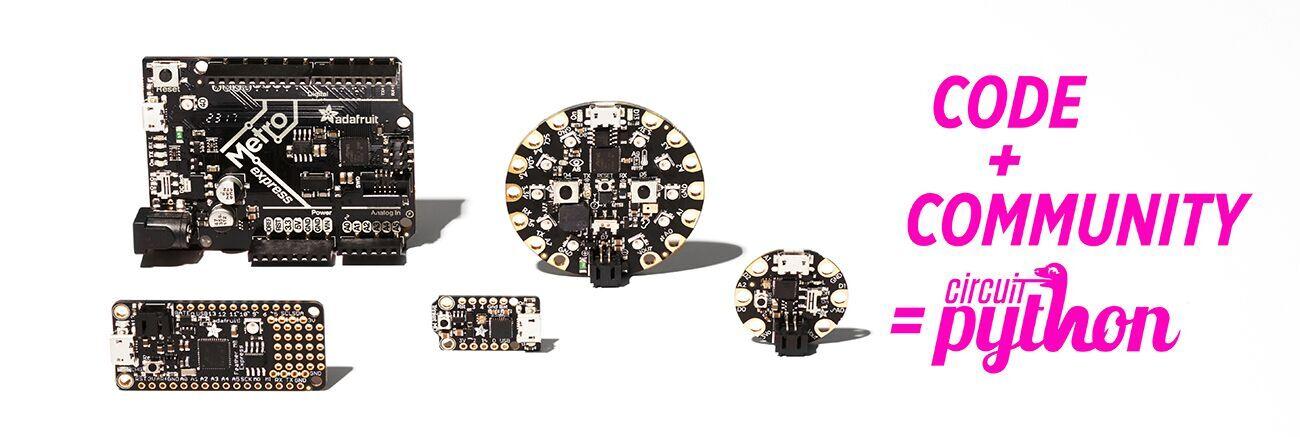 python – Adafruit Industries – Makers, hackers, artists, designers