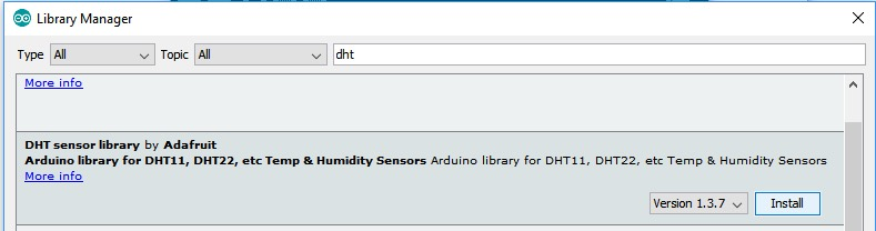 trying out the new library manager dependency addition to the Arduino