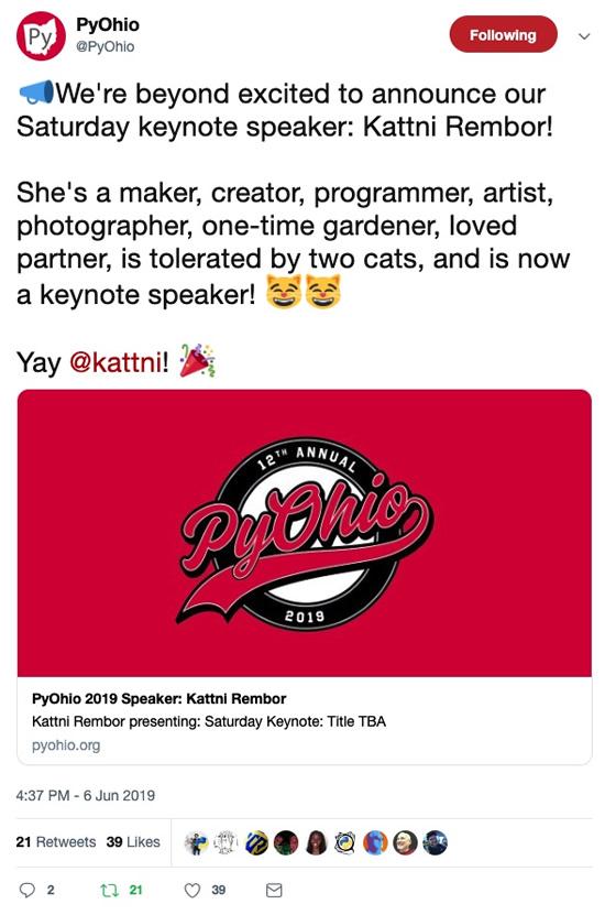 Kattni Keynote