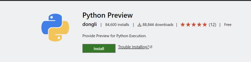 Python Preview