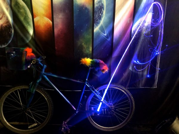 Playa Bike Fiber Optics