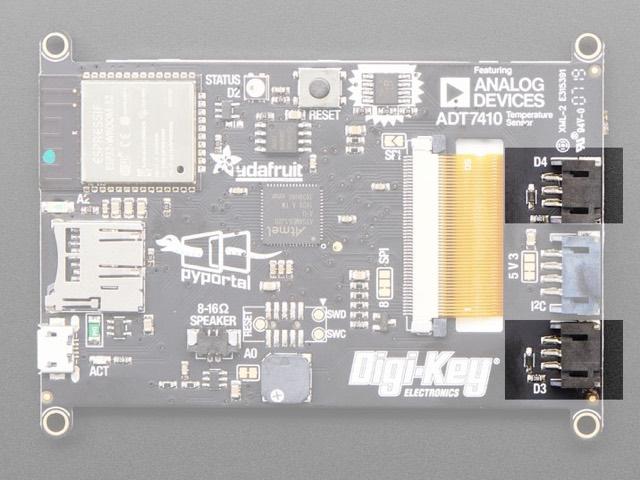 Sensors 3Pinph