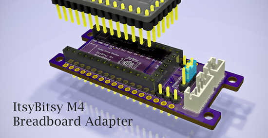 ItsyBitsyBreadboardAdapter