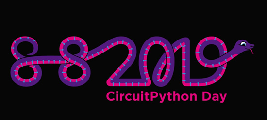 CircuitPython day celebrations
