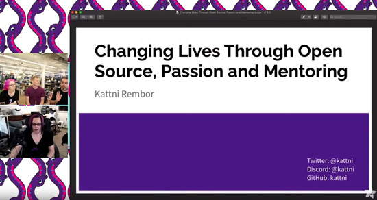 Changing Lives through Open Source, Passion and Mentoring