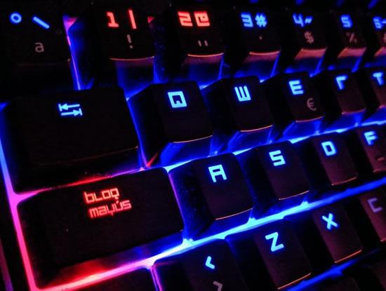 Keyboard driver