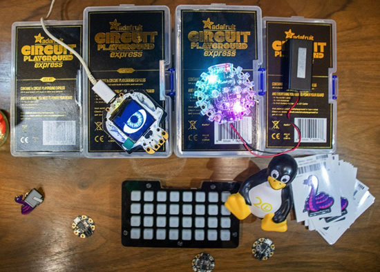 ICYMI: CircuitPython Day is here! Celebrating the community
