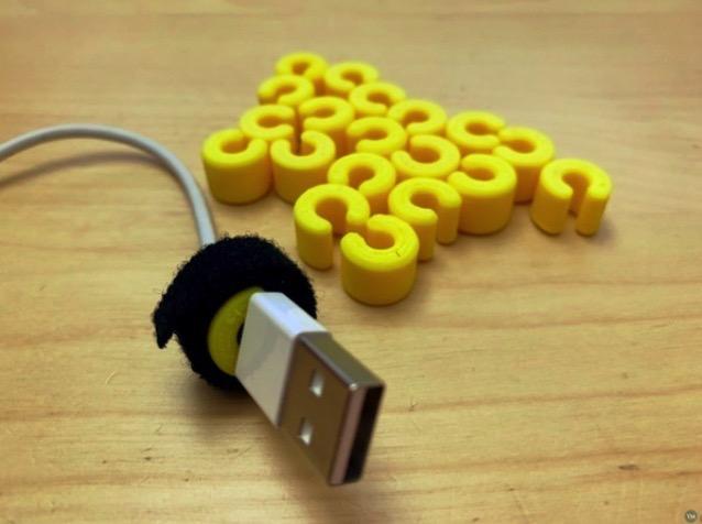YouMagine Velcro C lock by Gabor Penoff YouMagine 📱