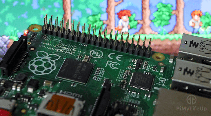 How to set up a Raspberry Pi Terraria Server #piday