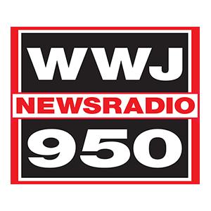 WWJ 950newsradio logo
