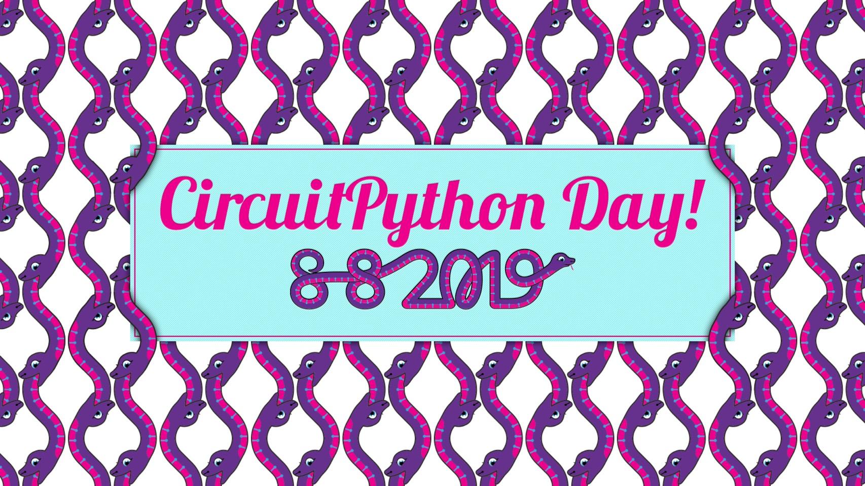 Adafruit 8 8 Circuit Python Day Fb Ig 2