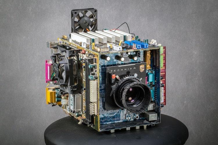 Alireza rostami computer part camera 8