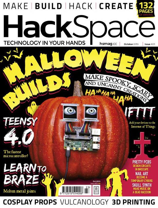 Halloween HackSpace