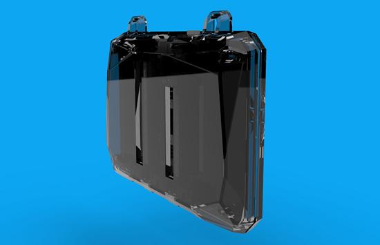 PyBadge cases