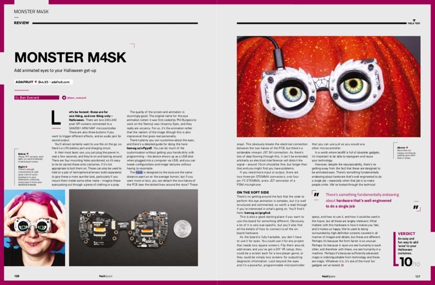 Monstermask