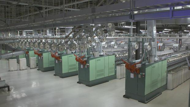 Parkdale mills robots 620