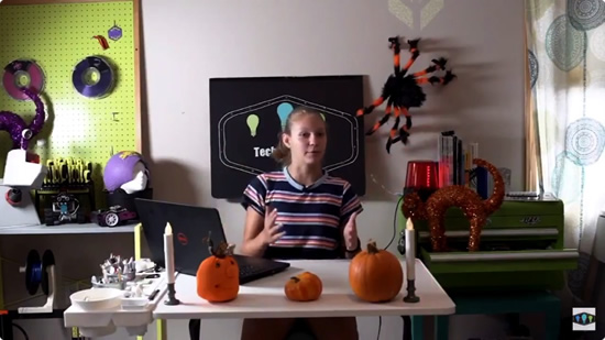 Hack a pumpkin challenge