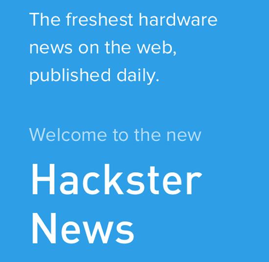 hackster news