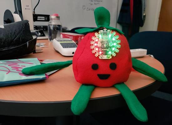 Tomato doll