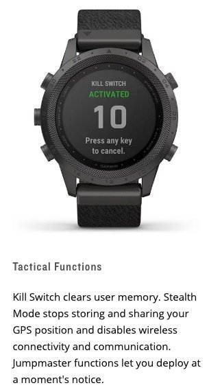 Kill watch