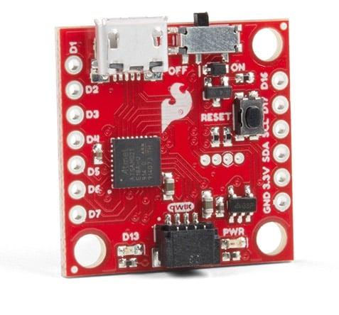 15423-Sparkfun Qwiic Micro - Samd21-01B