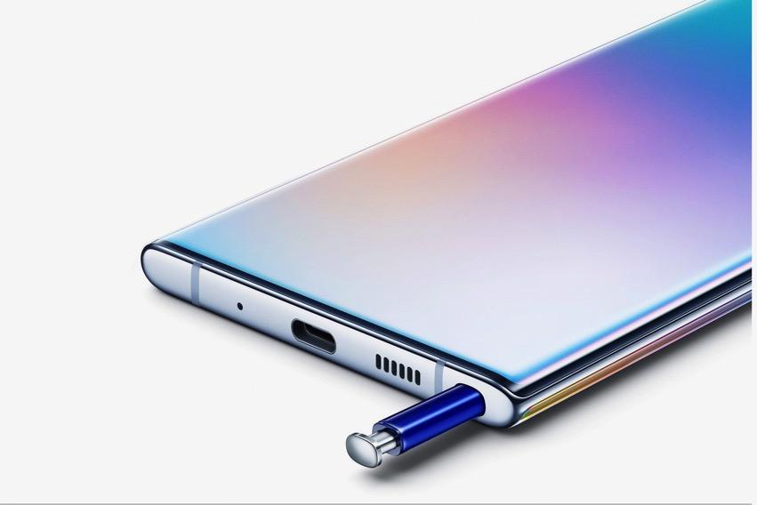 Gear USB C Samung Silver Note10 AuraGlow 2P e1566569033793